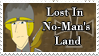 Lost in No mans land stamp by Arminius1871