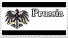 Prussia stamp by Arminius1871