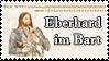 Eberhard im Bart stamp by Arminius1871