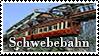 Schwebebahn stamp by Arminius1871