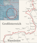 Austrian-Hungarian border changes carpathian mts