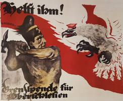 Upper Silesia poster by Arminius1871