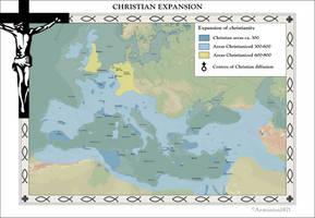 Christian Expansion by Arminius1871