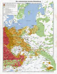 German medieval eastern colonisation by Arminius1871
