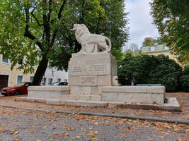 Soldier memorial Bad Reichenhall