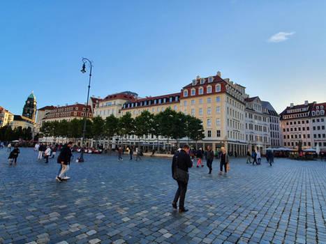 Reconstructed Dresden