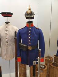 Saxon uniform