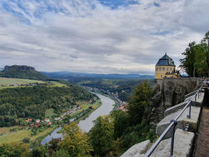 Elbe view