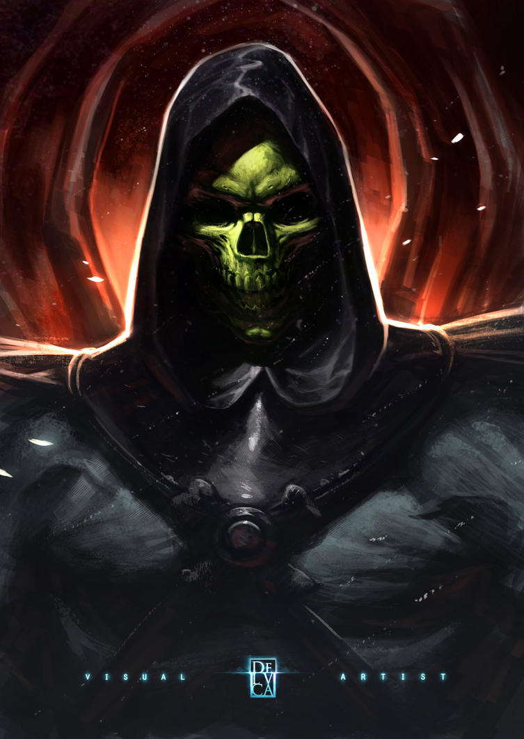SKELETOR - Masters of the Universe by antoniodeluca on ...