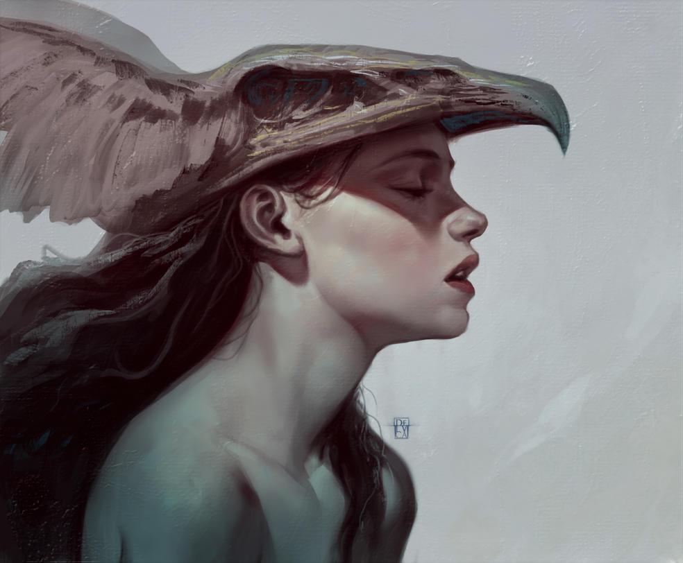 Headcrow by antoniodeluca