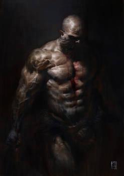 Barbaro In Dark