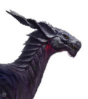 Dragon Head by antoniodeluca