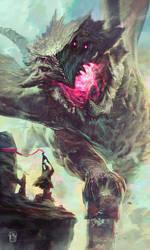 Dragon Flying by antoniodeluca