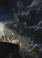 Call of Cthulhu Movie by antoniodeluca