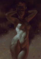 Female Study by antoniodeluca