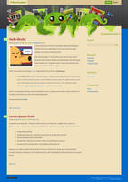 8 Arm Creature: WP-theme by lucero