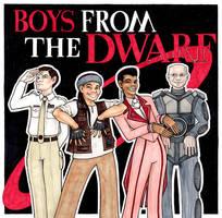 Boys From The Dwarf by Meaju