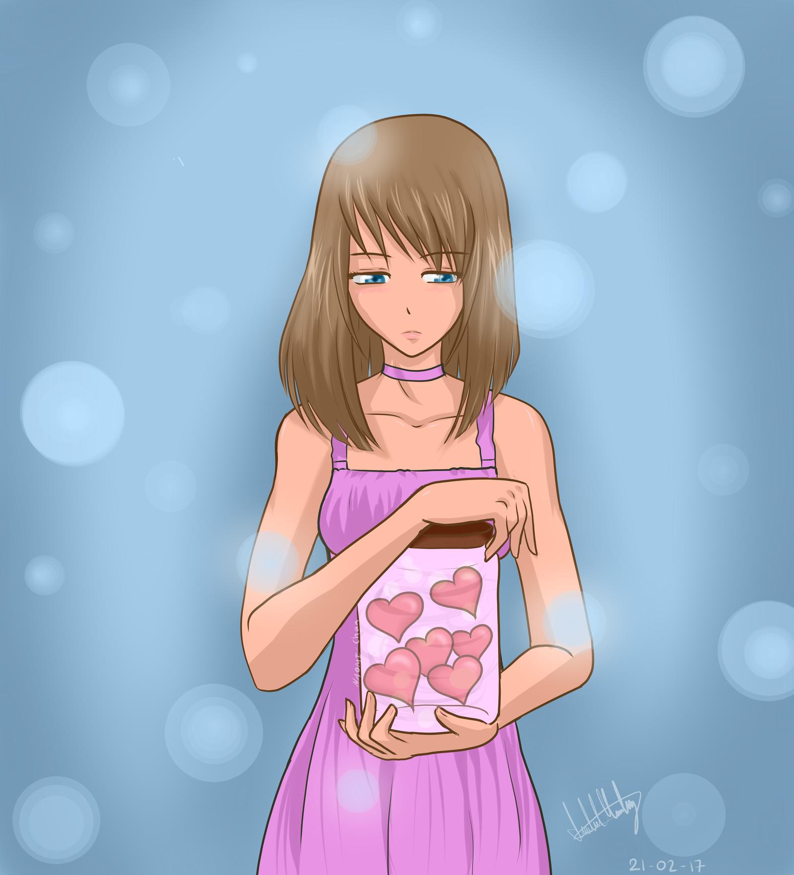 Jar Of Hearts By Nya-Neko-Naomi-Chan On DeviantArt