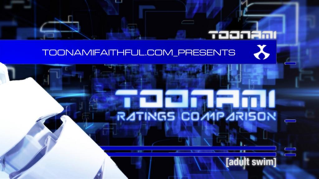 Toonami: Ratings Comparison 4 ToonamiFaithful.com by JPReckless2444