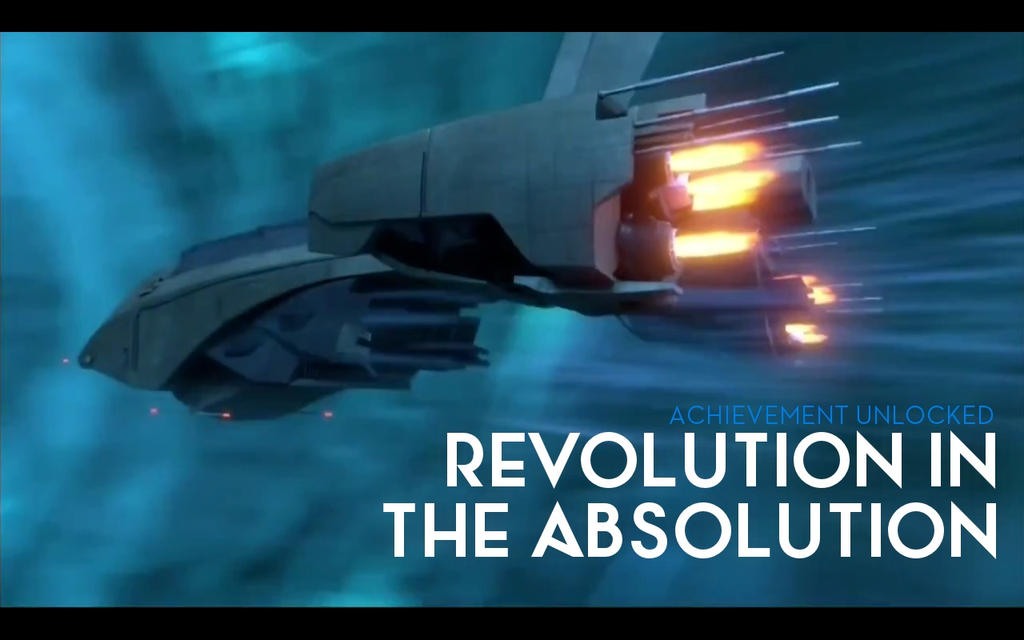Toonami - Revolution in the Absolution by JPReckless2444