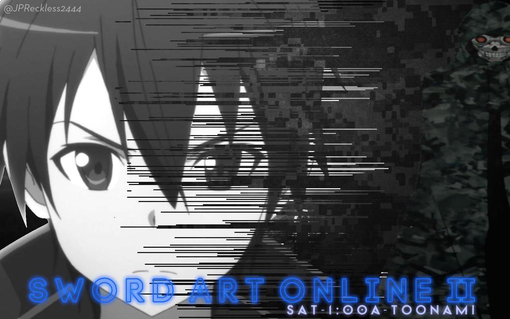 Toonami - Sword Art Online II Wallpaper by JPReckless2444