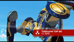 Toonami Top 20 - IGPX by JPReckless2444
