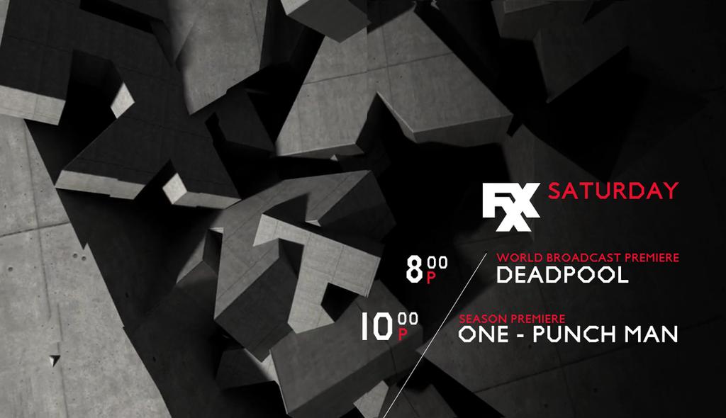 FXX Lineup Jank by JPReckless2444
