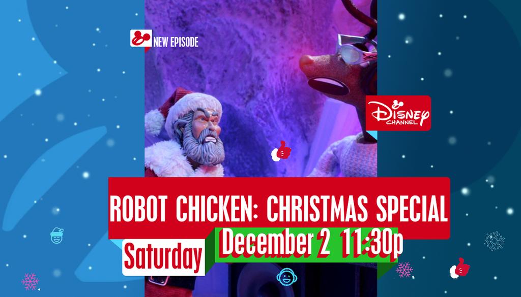 disney channel 2017 christmas endboard by jpreckless2444 - Disney Channel Christmas