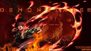 Toonami - Demon Slayer Wallpaper