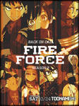 Toonami - Fire Force S2 Poster by JPReckless2444