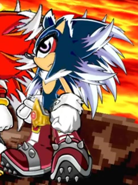 Shion Meme in Super Sonic X Universe by veronwoon on DeviantArt