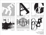Type Project 1: Type as Design