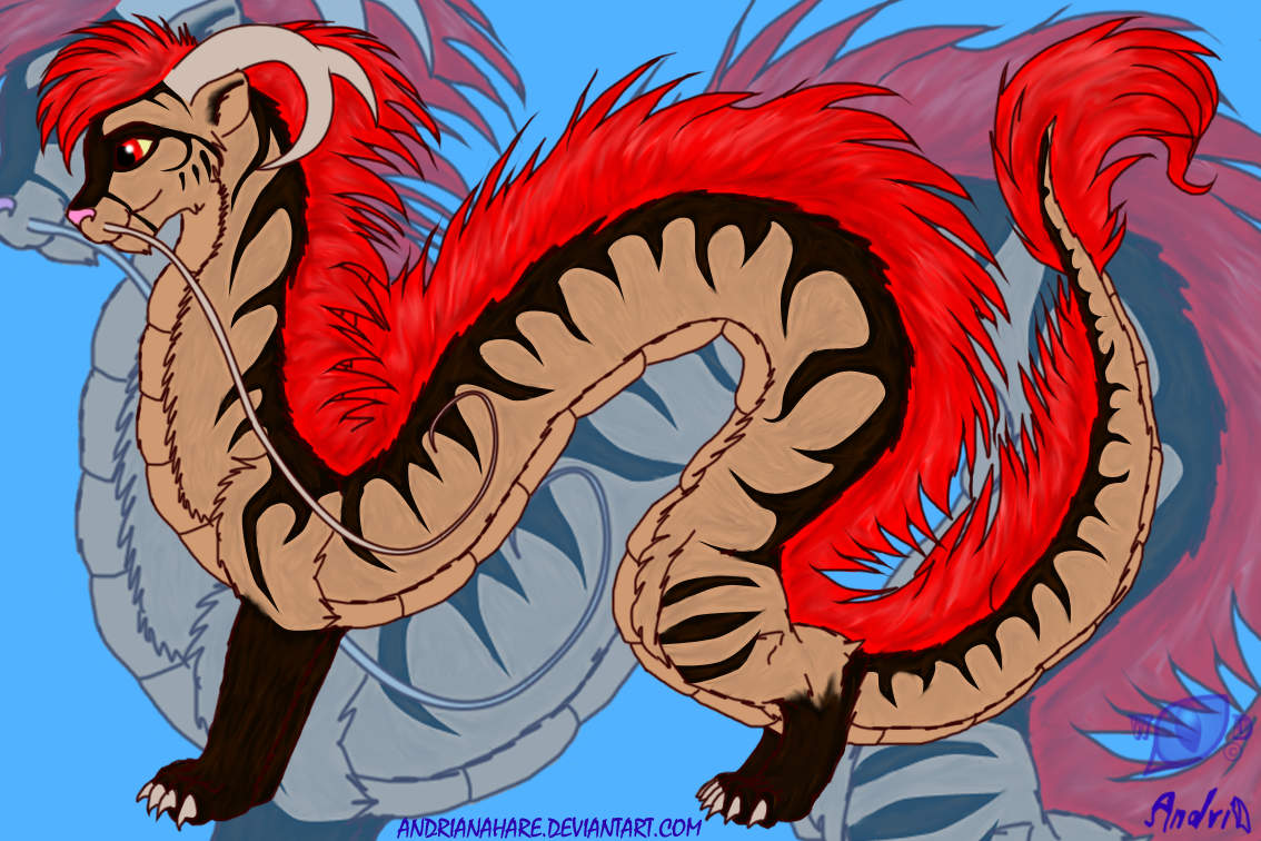 Rindow dragon by Jay-Kuro