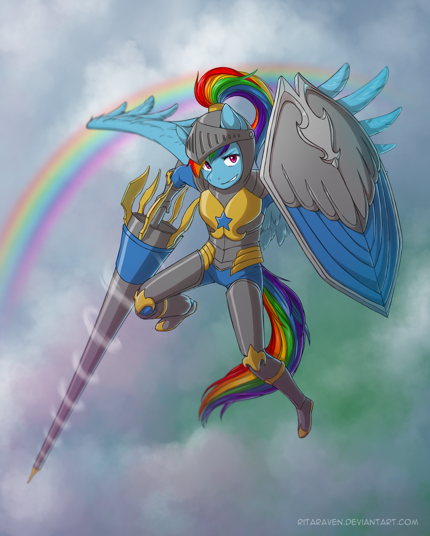 Warriors Of The Rainbow 2 Vietsub: #1130691: Jay-kuro