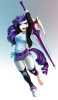Fantasy mlp: Rarity