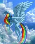 Pony series - Rainbow Dash