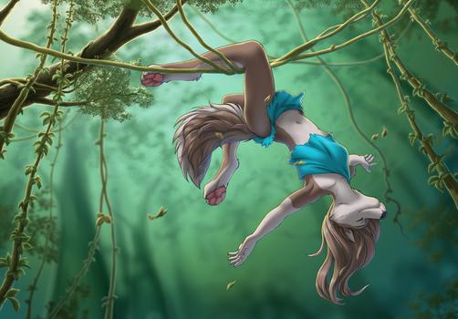 Acrobatic moves