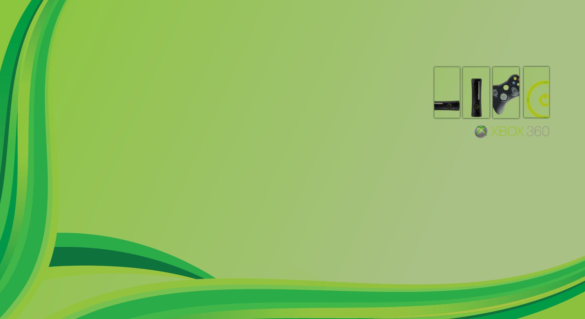 Xbox 360 Wallpaper Widescreen