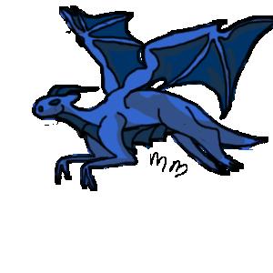 RavenClaw Dragon by Chynna-B
