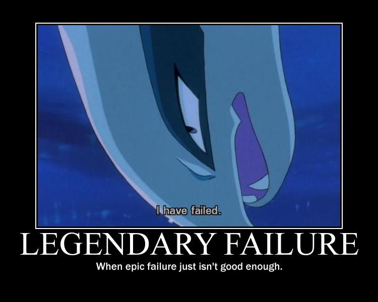 Legendary Failure by Lumfan247