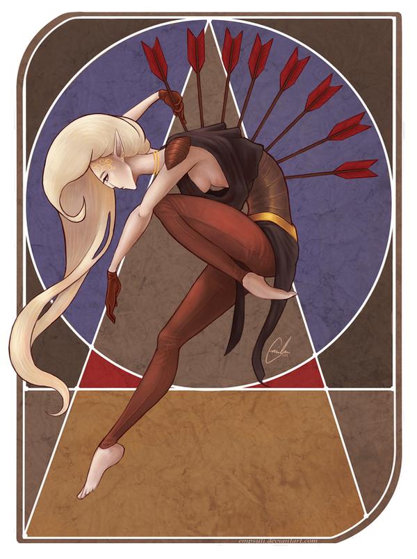 archer by empsuli