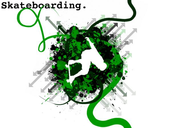 skater wallpaper. Skateboarding Wallpaper by