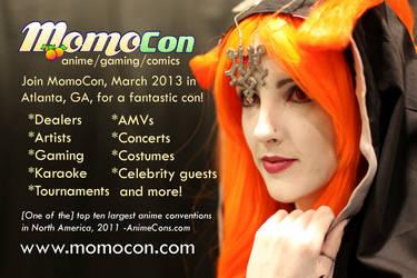 Im going to momo con... by KylievonDreb99