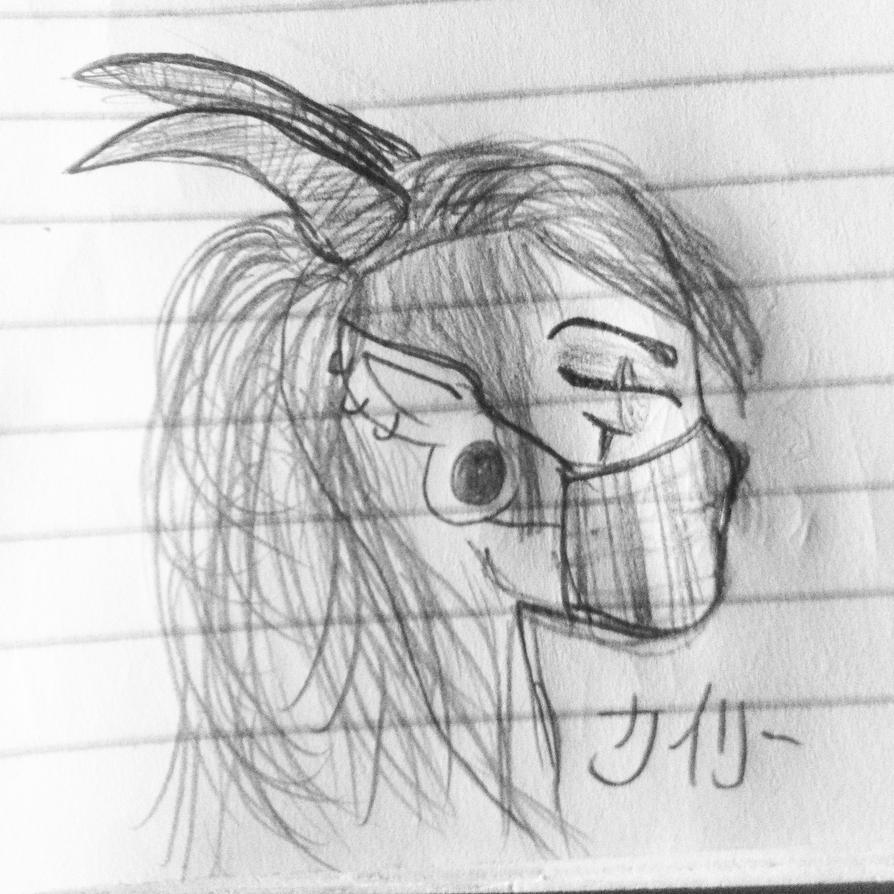 random class room doodle by KylievonDreb99