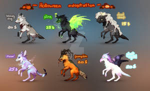 halloween adopt pack