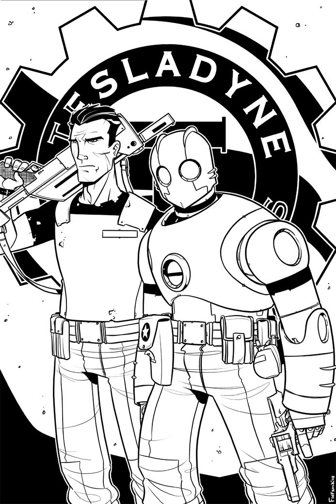 Atomic Robo and Jenkins