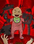 Evil Genius Baby