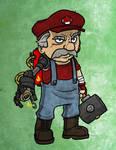 Old Mario