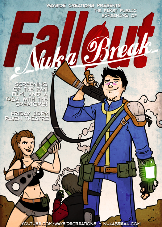PAX Nuka Break Announcement by Finfrock