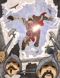 Ezio by Finfrock